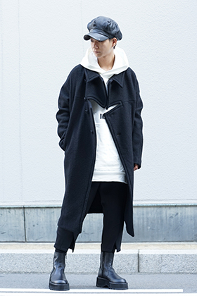 JULIUS 19 Fall Winter Collection DIVIDED Styling!!