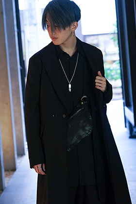Ground Y 19 Autumn Winter Collection Black Styling!!