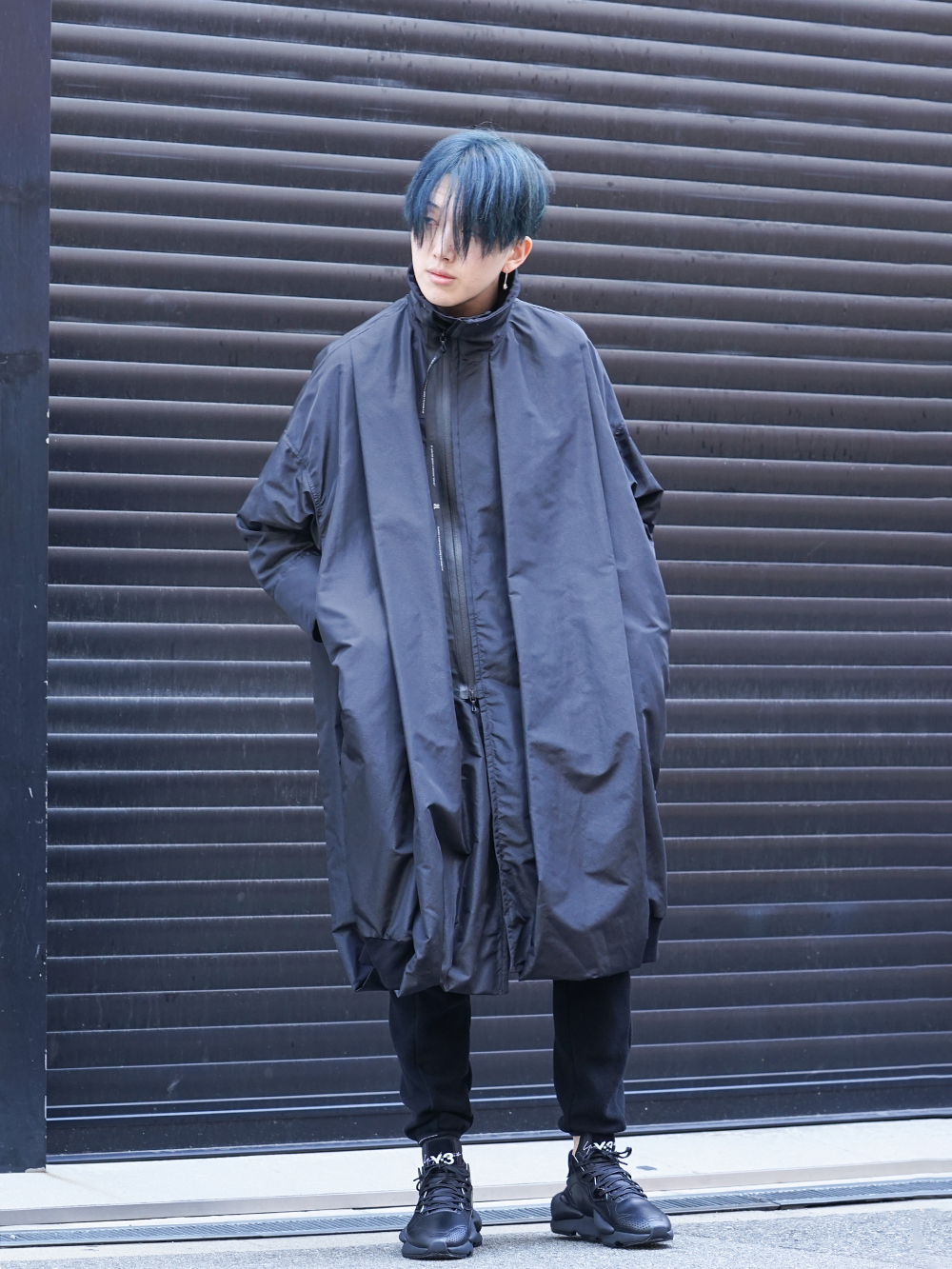 NILØS 19 Fall Winter Collection Black Styling!!