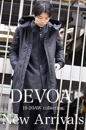 DEVOA 19-20AW Last Delivery!