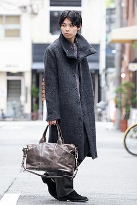 individual sentiments Elegant Coat Style