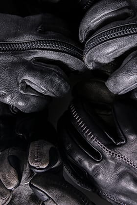 D.HYGEN 19-20AW Leather Gloves Collection