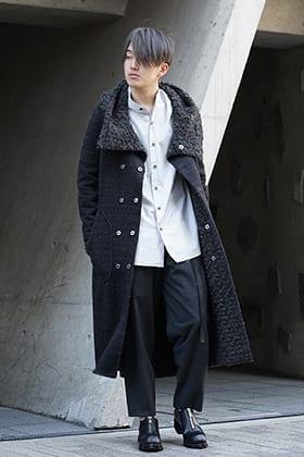 nude:masahiko maruyama 19aw PARKA COAT Styling!!