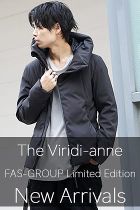 The Viridi-anne Schoeller Stretch Down Jacket FAS-GROUP Limited Edition
