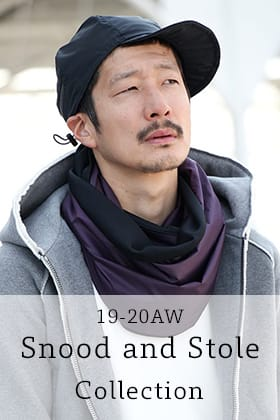 19-20AW Snood and Stole Collection part 2
