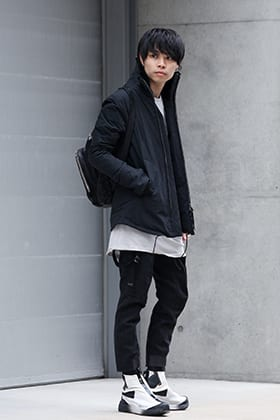 D.HYGEN × 11 by BBS × GUIDI 19-20AW Mix Styling