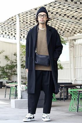 19AW CLANE HOMME × KAZUYUKI KUMAGAI