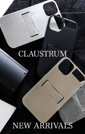 CLAUSTRUM iPhone11pro Case & Wallet New Arrivals