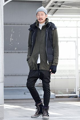 .LOGY kyoto BRAND MIX 【 LEATHER PANTS 】STYLING!!!
