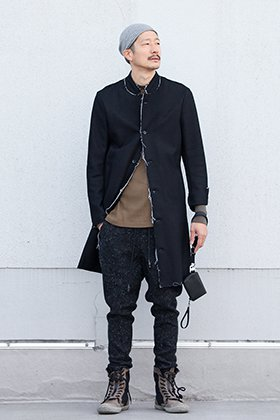 .LOGY kyoto RIPVANWINKLE【 EASY CYCLING PANTS 】STYLING!!!