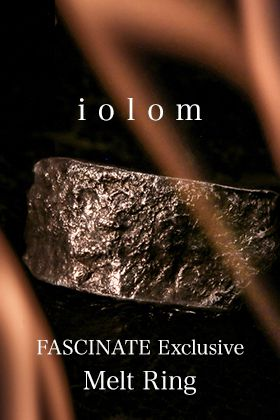 iolom FASCINATE Exclusive Melt Ring