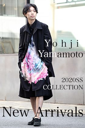 Yohji Yamamoto 20SS 1st Delivery New Arrivals