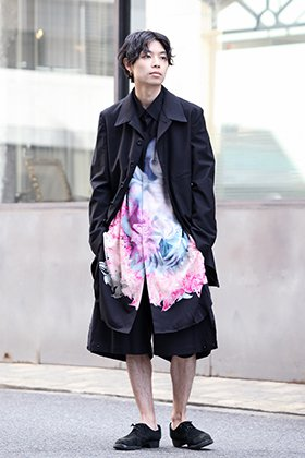 Yohji Yamamoto 20SS New Short Pants Style