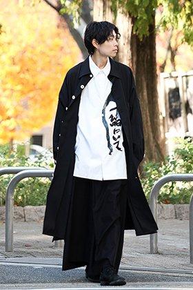 Yohji Yamamoto 20SS x 19AW Mix Style