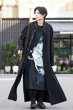 Yohji Yamamoto 20SS Mix Style