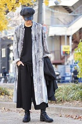 nude:masahiko maruyama 2020SS Mix Styling