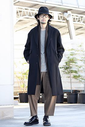 19AW KAZUYUKI KUMAGAI × ATTACHMENT Winter Styling!!