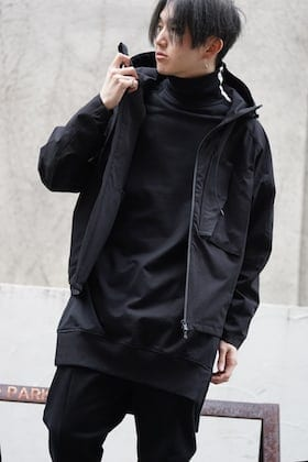 The Viridi-anne × Y-3 Black Relax Styling !!