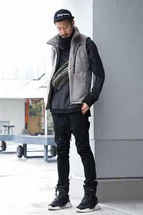 .LOGY kyoto CIVILIZED【 SURVIVAL VEST 】STYLING!!!