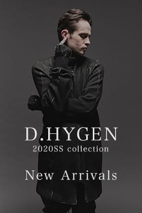 D.HYGEN 20SS 2nd Delivery New Arrival!