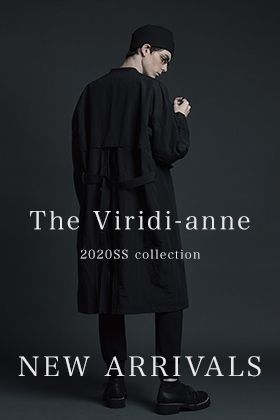 The Viriid-anne 20SS New Items Arrivals