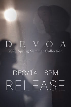 DEVOA Release Date Notice Releasing 14th December at 8 PM!