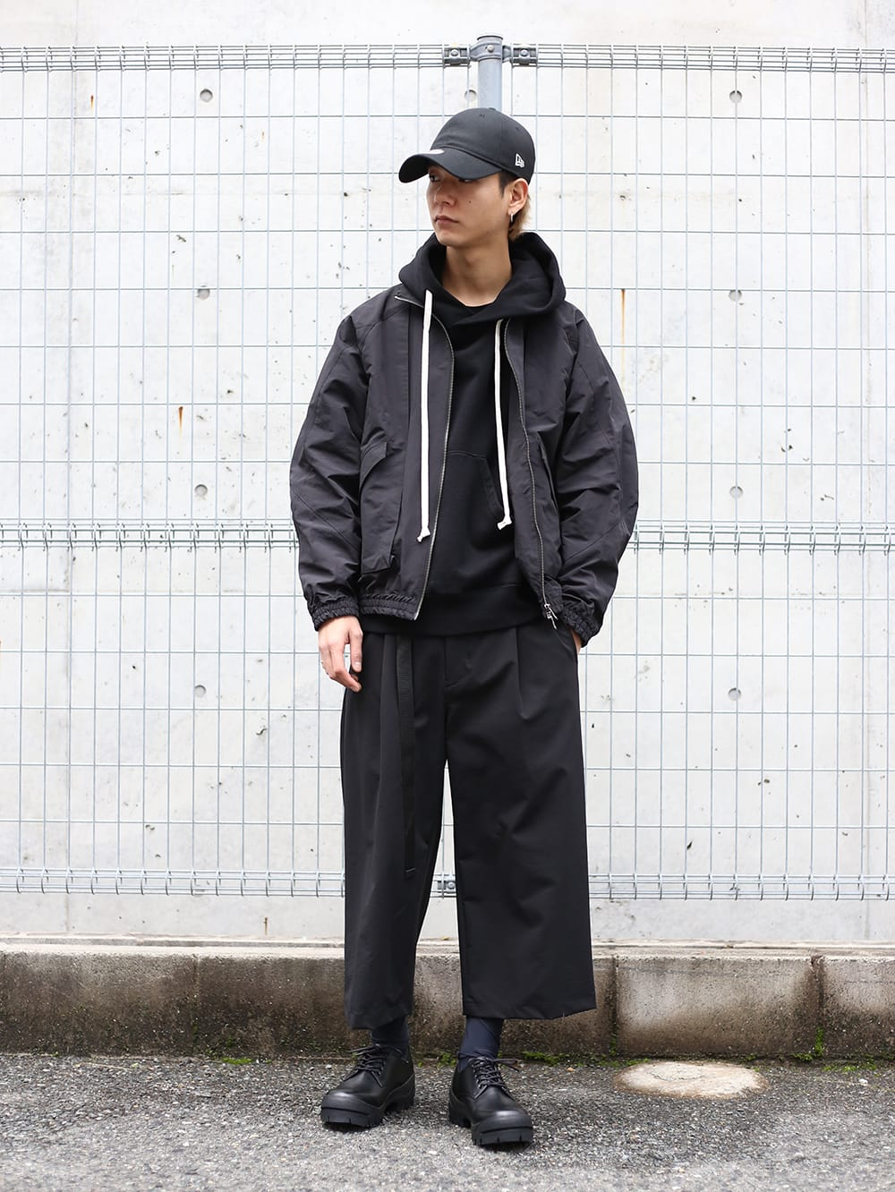 The Viridi-anne 20SS Deformation Blouson styling !! - 1-001