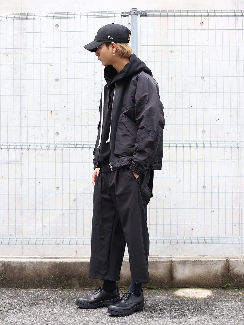 The Viridi-anne 20SS Deformation Blouson styling !! - 1-002