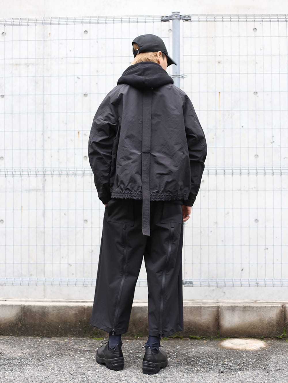The Viridi-anne 20SS Deformation Blouson styling !! - 1-003
