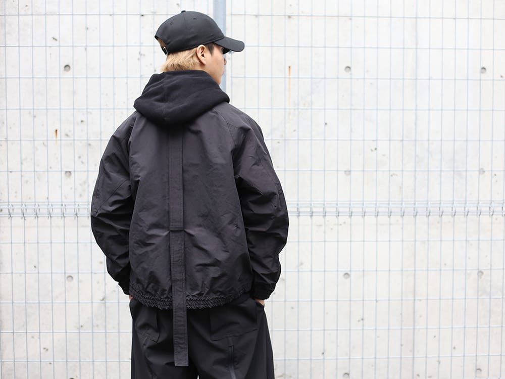The Viridi-anne 20SS Deformation Blouson styling !! - 2-002