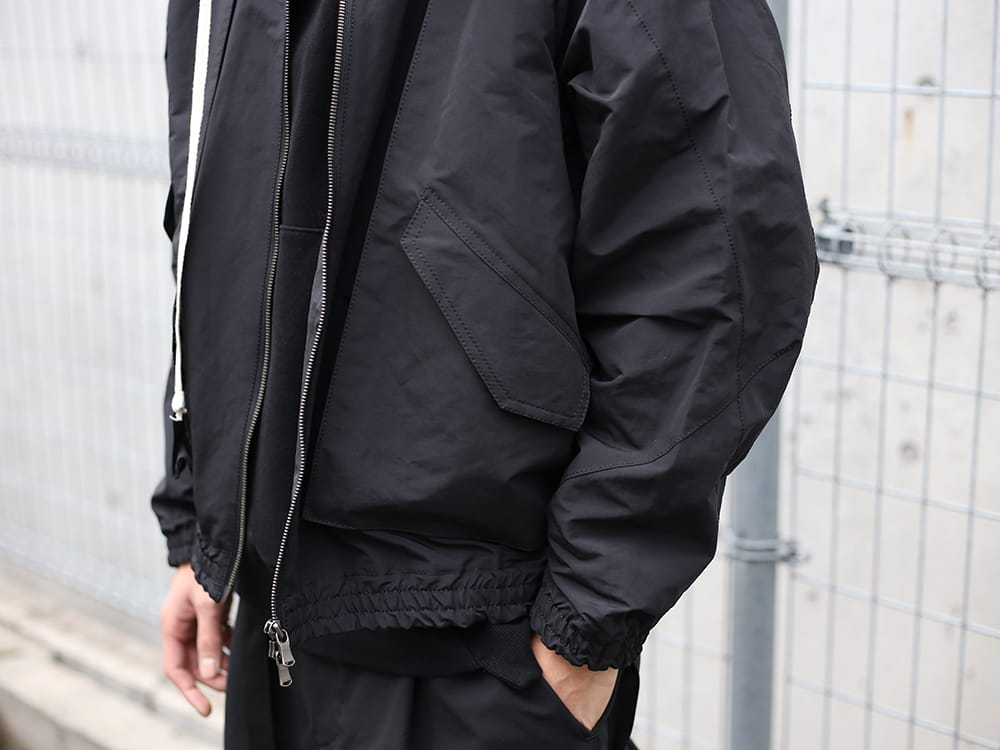 The Viridi-anne 20SS Deformation Blouson styling !! - 2-003