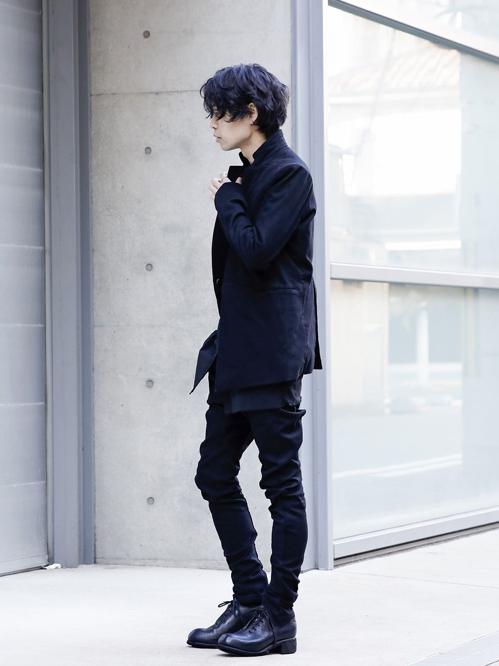 Boris Bidjan Saberi 2020ss Set Up Style - 1-002