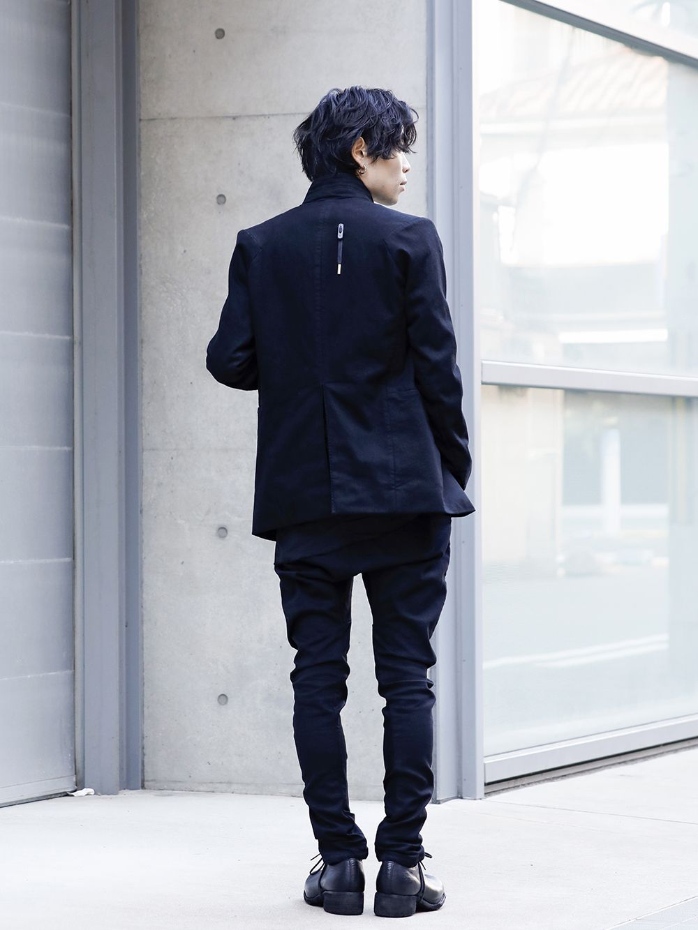 Boris Bidjan Saberi 2020ss Set Up Style - 1-003