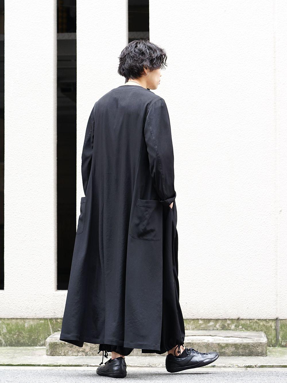 Yohji Yamamoto 20SS I-Hide Piping PK Dress - 1-003