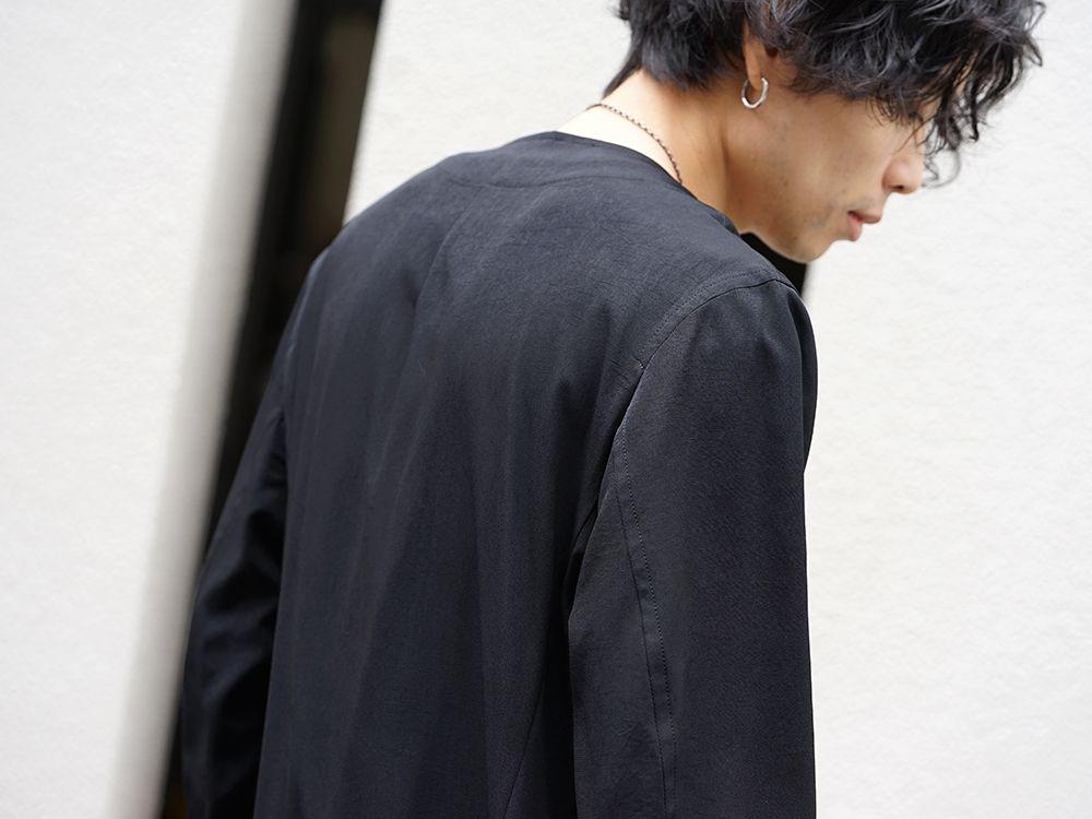 Yohji Yamamoto 20SS I-Hide Piping PK Dress - 2-003