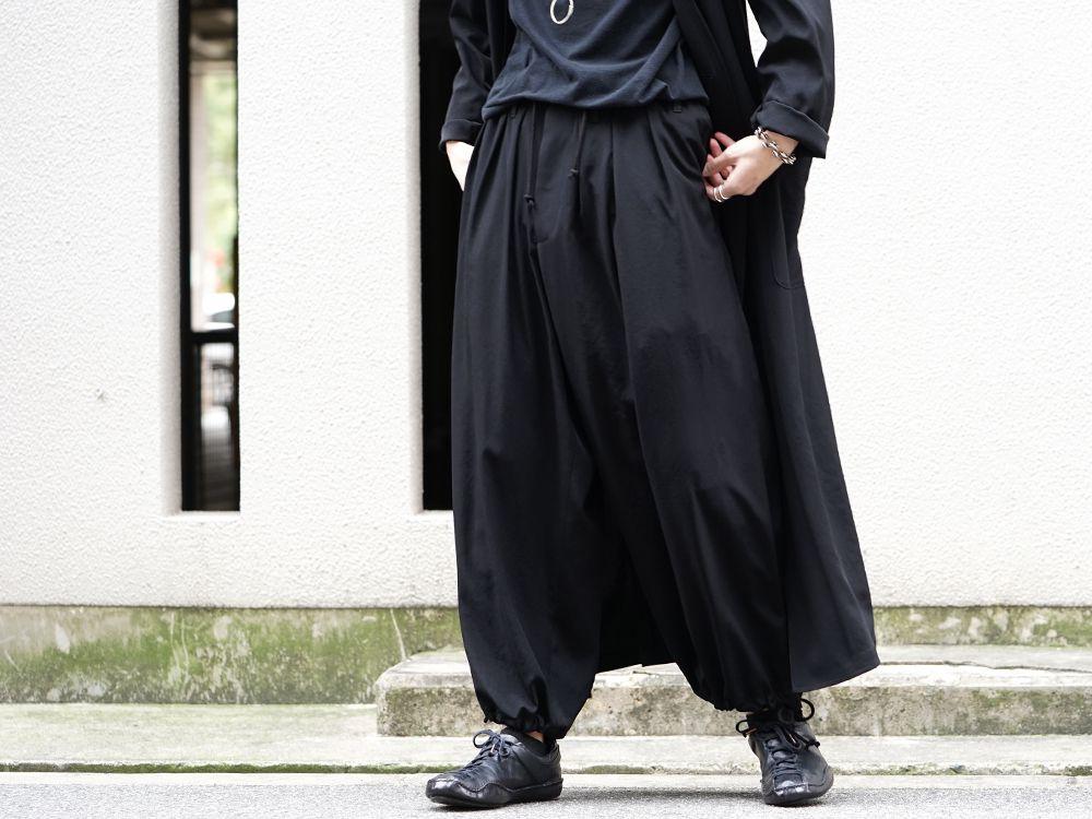 Yohji Yamamoto 20SS I-Hide Piping PK Dress - 3-001