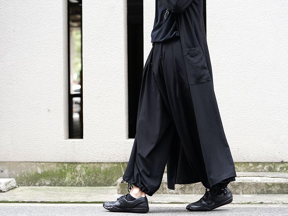 Yohji Yamamoto 20SS I-Hide Piping PK Dress - 3-002