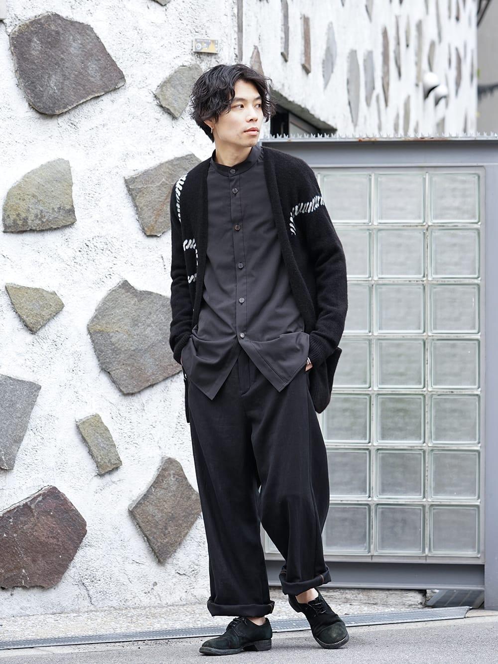 DEVOA x SUZUSAN 20SS Spring Style - 1-001