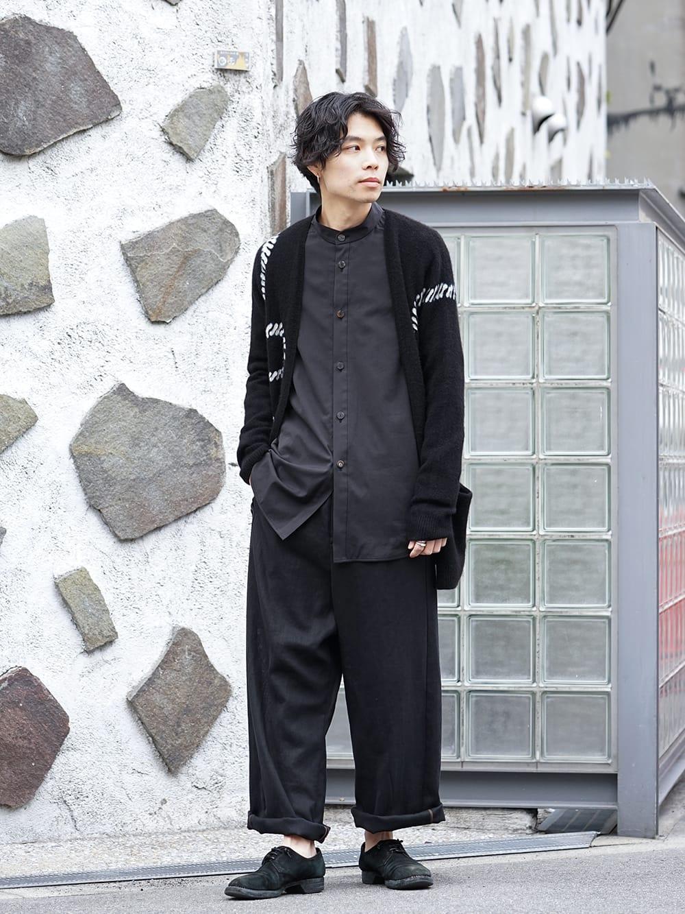 DEVOA x SUZUSAN 20SS Spring Style - 1-011