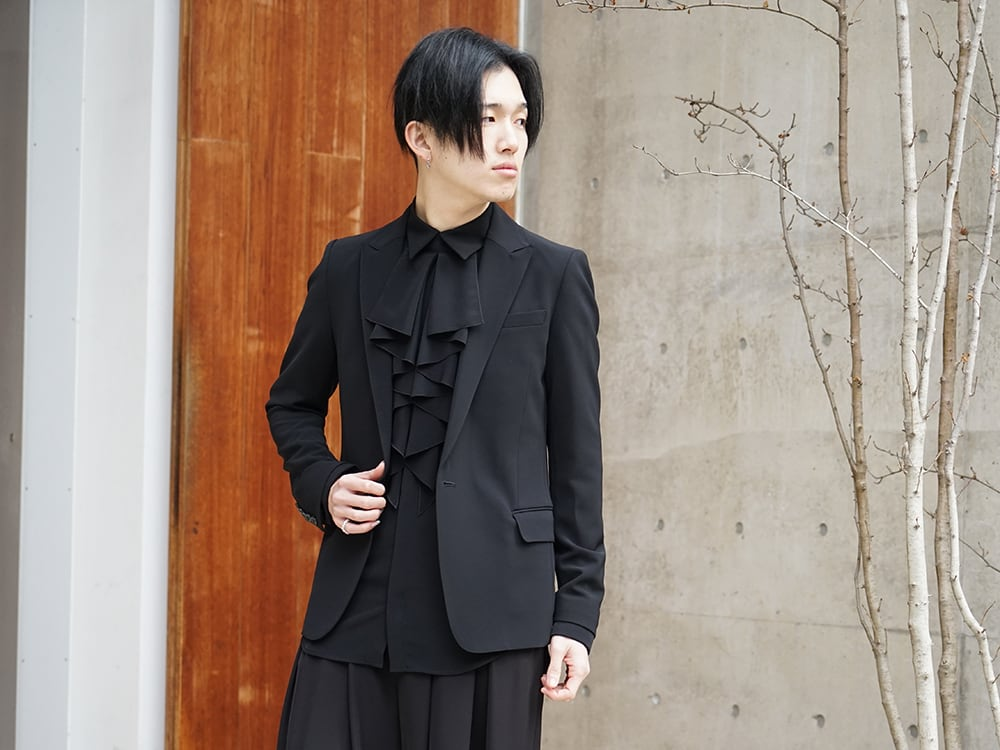 Galaabend 2020SS Black Dress Styling - 2-001