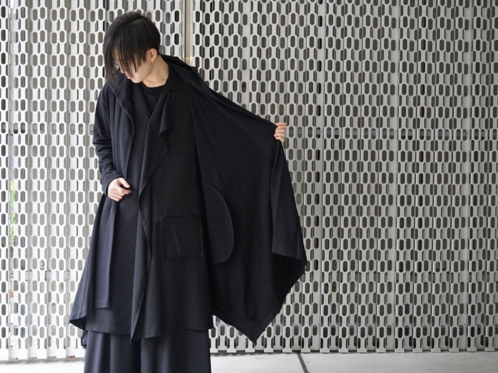Ground Y × The Viridi-anne 20SS Black Drape Styling !! - 2-001