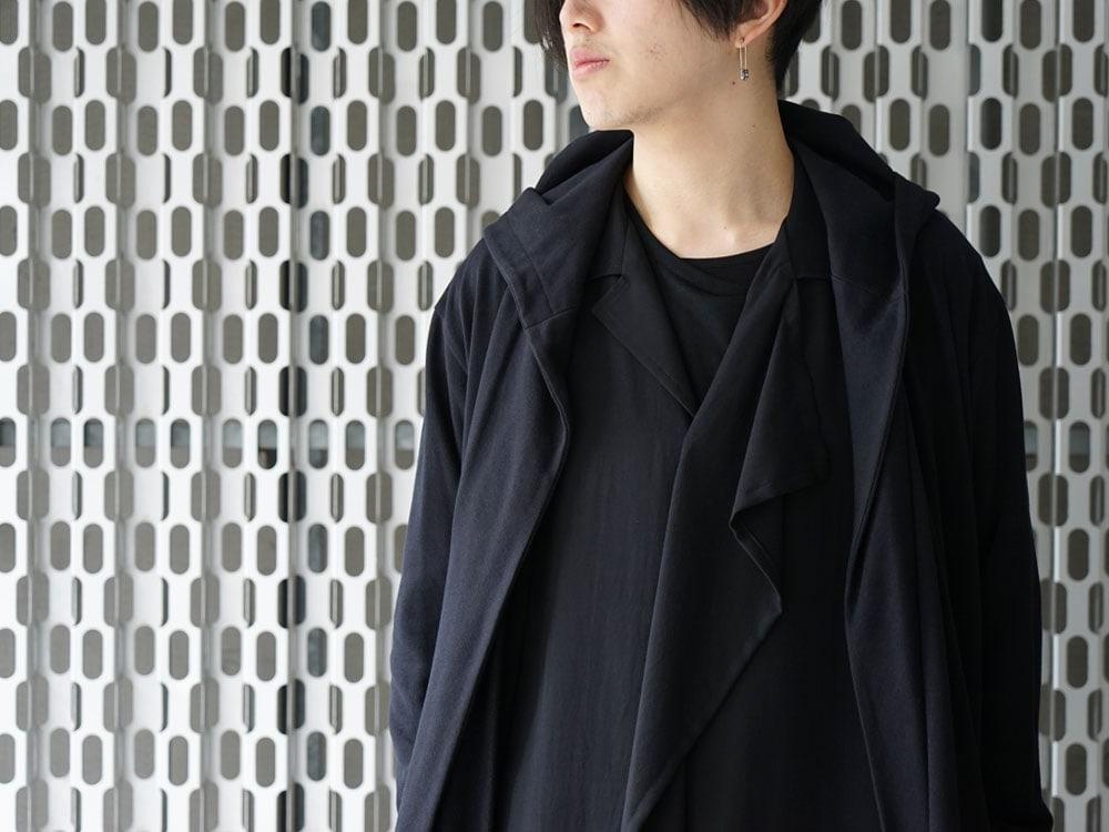 Ground Y × The Viridi-anne 20SS Black Drape Styling !! - 2-003