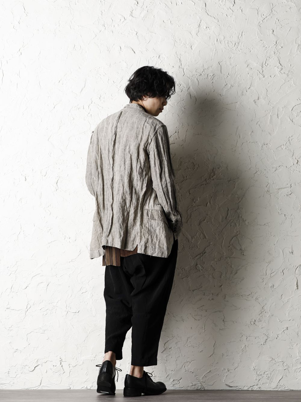 ZIGGY CHEN 20SS Earth Color Jacket Style - 1-003