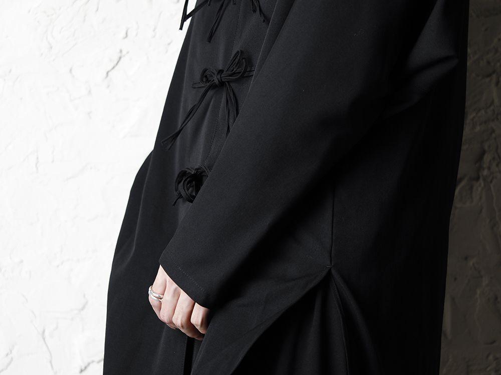 B Yohji Yamamoto 20SS Bow Dolman Sleeve Blouse - 2-005
