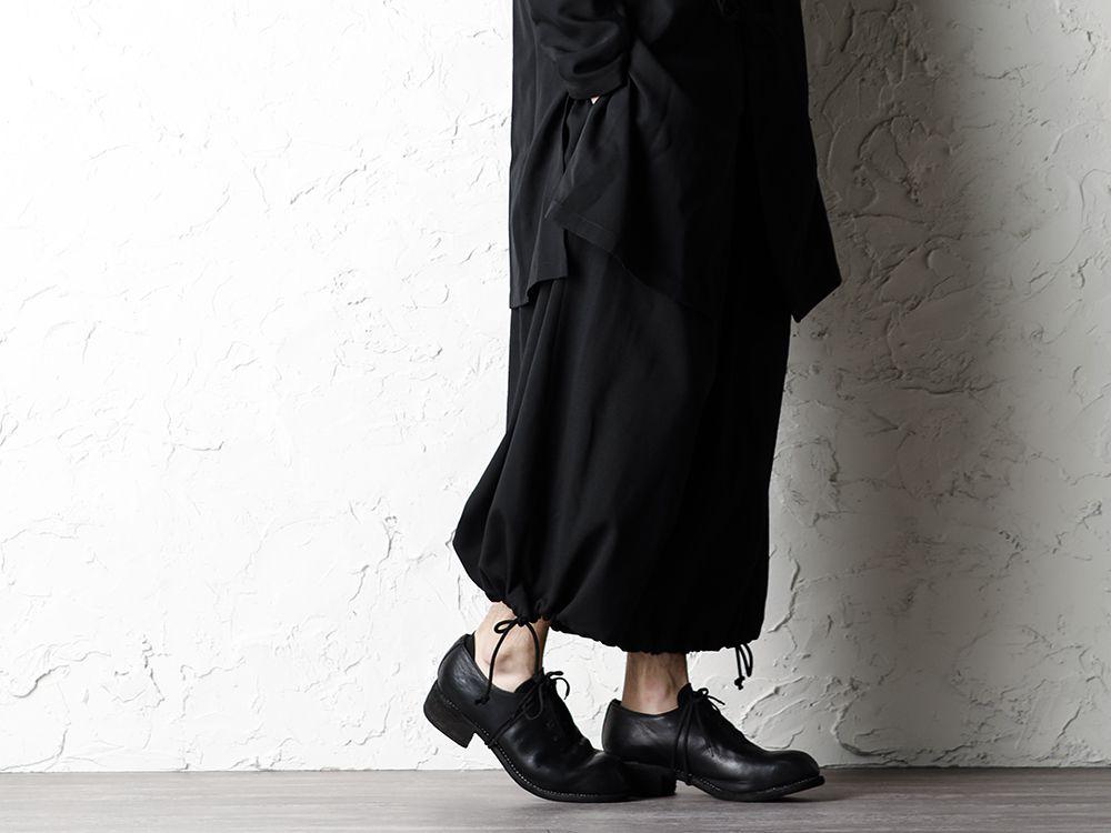 B Yohji Yamamoto 20SS Bow Dolman Sleeve Blouse - 3-002