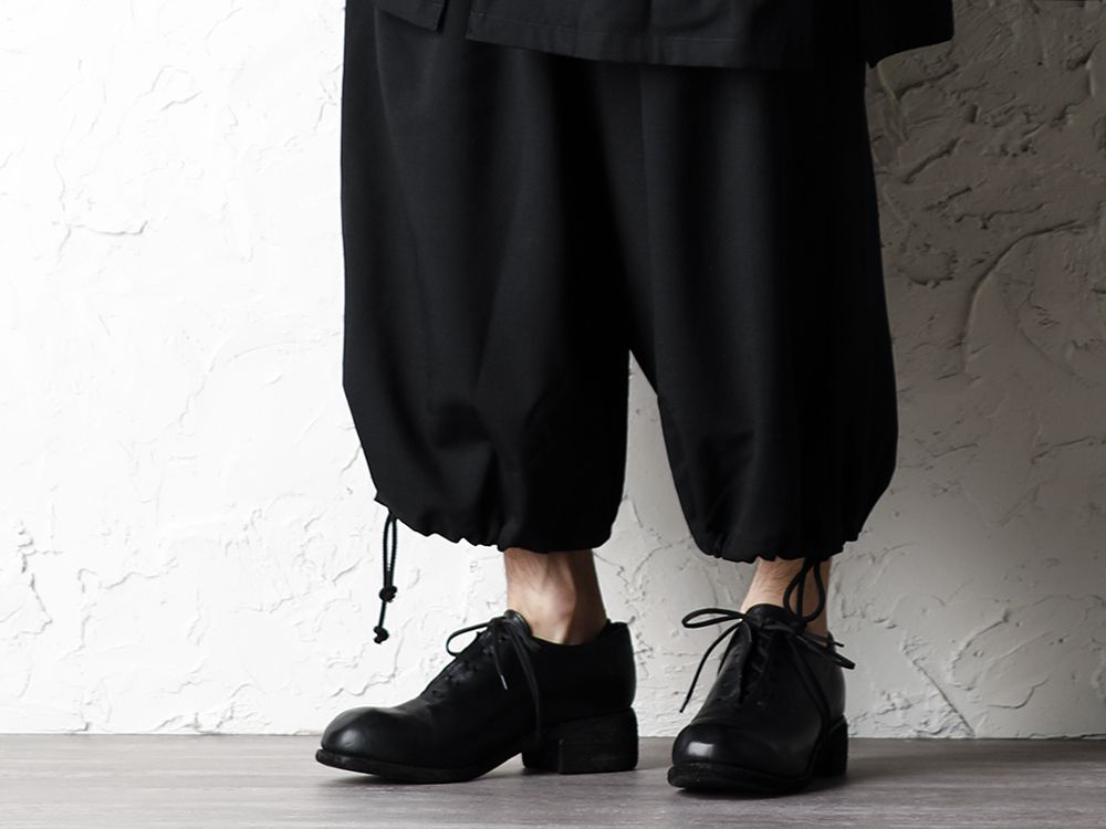 B Yohji Yamamoto 20SS Bow Dolman Sleeve Blouse - 3-004
