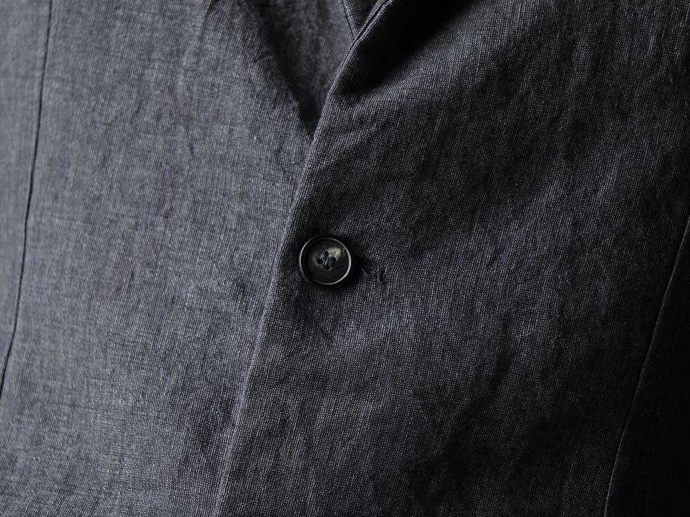 Bergfabel 20SS Summer jacket Navy Gray - 1-008