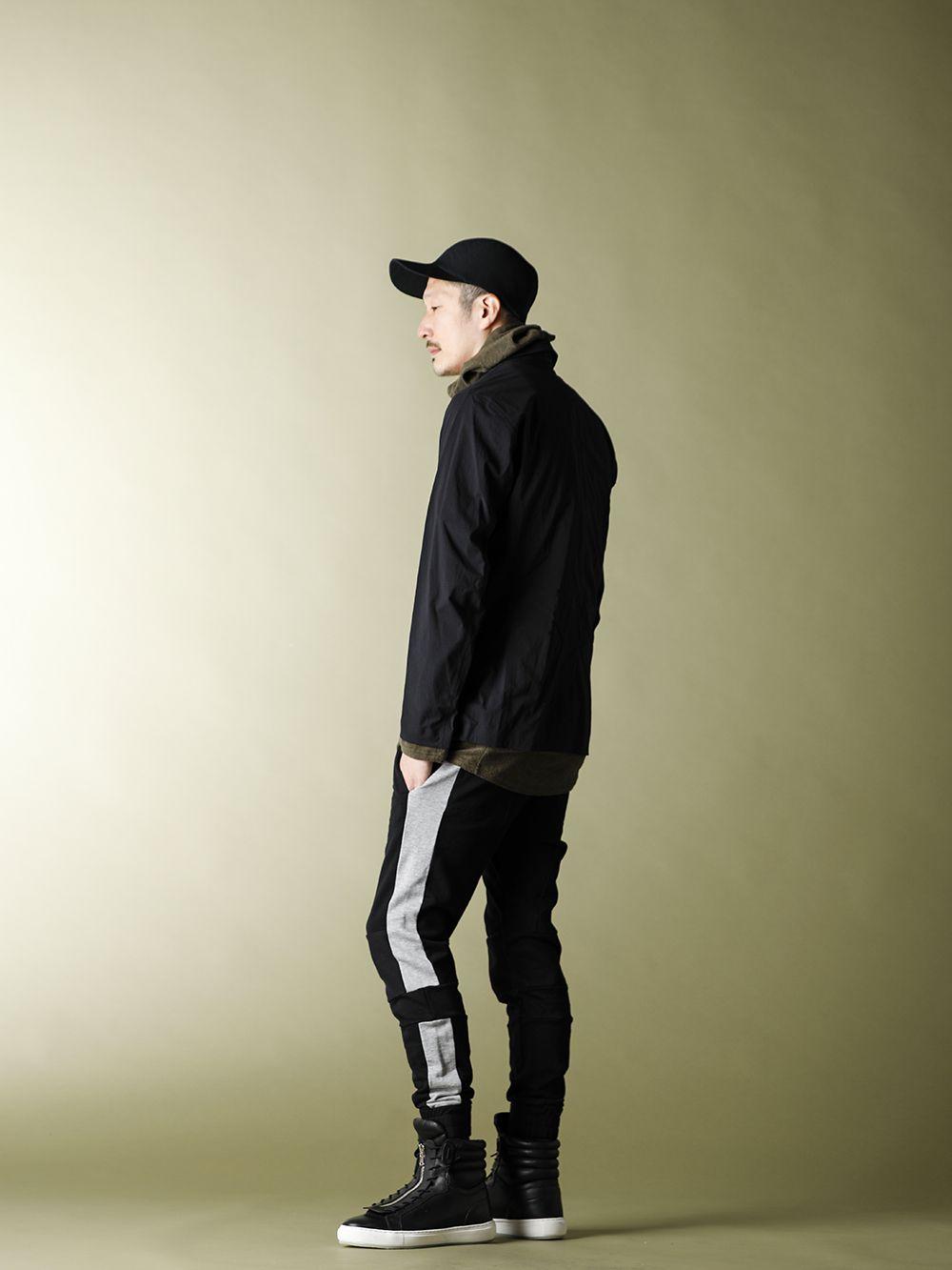 .LOGY kyoto 20SS 【 RIPVANWINKLE × VEILANCE 】BLAZER LT STYLING!!! - 1-003
