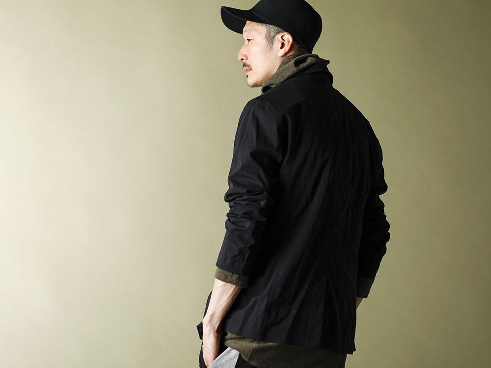 .LOGY kyoto 20SS 【 RIPVANWINKLE × VEILANCE 】BLAZER LT STYLING!!! - 2-003