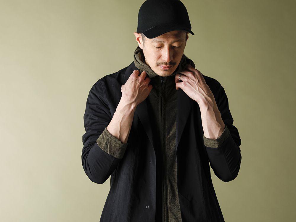 .LOGY kyoto 20SS 【 RIPVANWINKLE × VEILANCE 】BLAZER LT STYLING!!! - 2-005